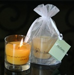 "His Essence ""original"" 7 oz. Memorial Candle"